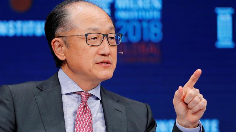 Presidenti i Bankës Botërore largohet para fundit të mandatit