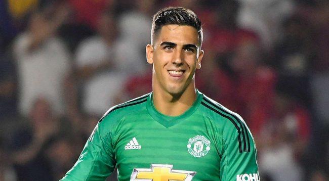 Man Utd e largon portierin në huazim