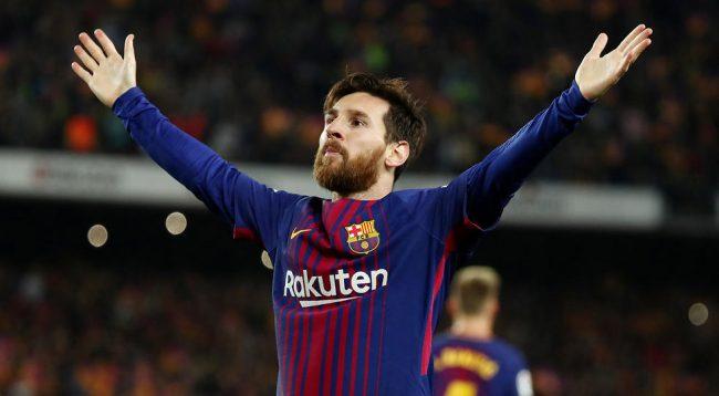 Barca, lojtarit të njohur: Nëse vjen tek ne, do të mësosh nga Messi!