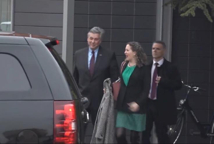 Përfundon takimi i krerëve të shtetit me ambasadorin Kosnett