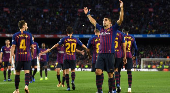 Barcelona mëson kundërshtarin për çerekfinalen e Copa del Rey