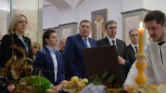Kryeministrja serbe: Sfida e vitit 2019 – stabiliteti dhe paqja në Kosovë