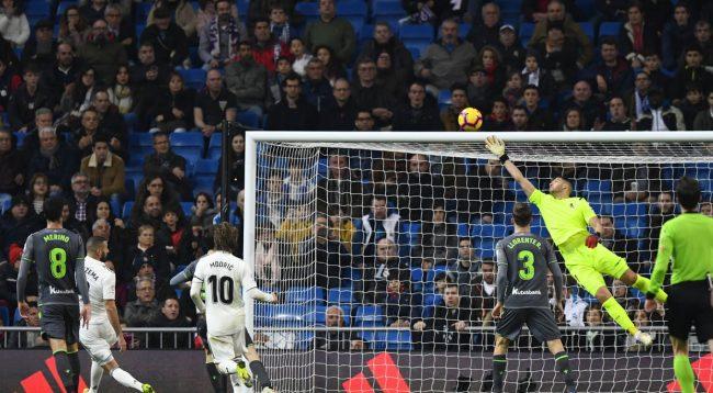Real Madrid turpërohet edhe nga Sociedad