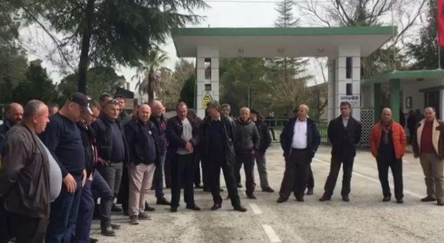 Protesta në tërë Shqipërinë, pas studentëve edhe naftëtarët në rrugë