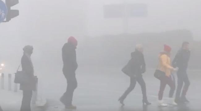 Shkupi sërish shënon rekord për ajrin e ndotur