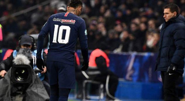 Lëndimi i Neymar më serioz seç dukej, mungon deri në prill