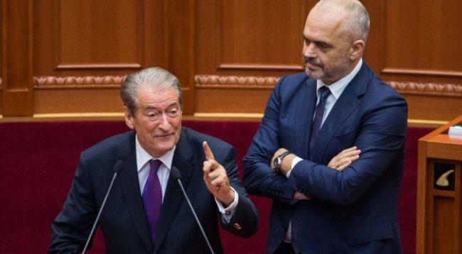Berisha: Rama iniciator i planit të zi për ndarjen e Kosovës