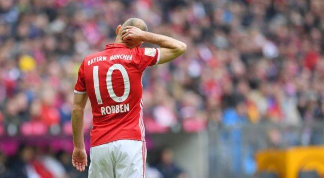 Bayern Munich e joshë lojtarin me numrin e Robbenit në fanellë