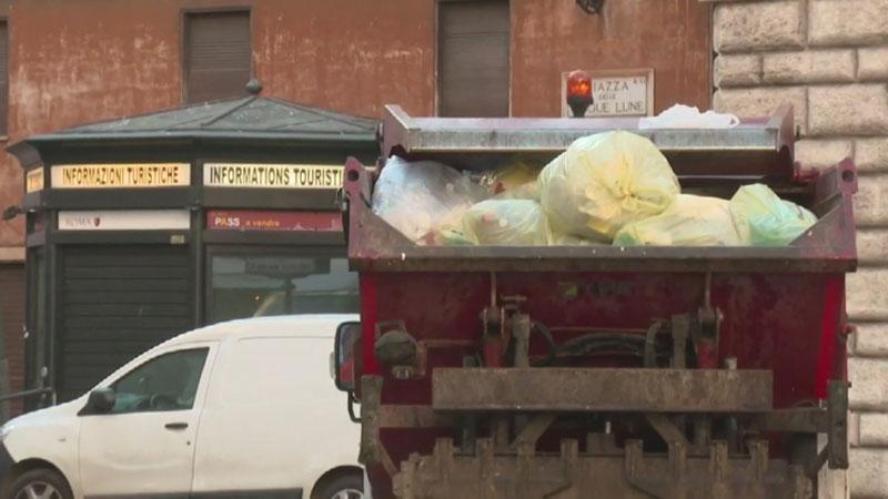 Kriza e mbeturinave; Në Romë shumë shkolla rrezikojnë që të mbyllen