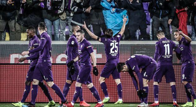 Fiorentina e turpëron keq Romën, e mund 7-1