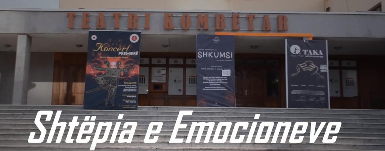 Studentët e UP-së realizojnë kampanjë për Teatrin Kombëtar të Kosovës