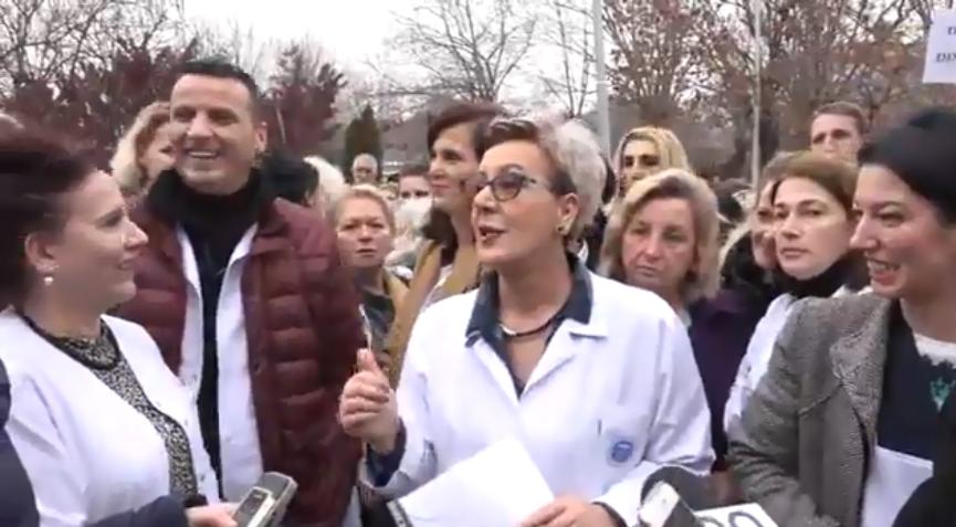 Ligji për Paga, protestojnë infermierët