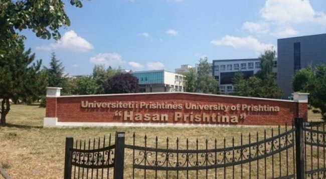 Ky është numri i profesorëve mbi moshën 65-vjeçare që ligjërojnë në Universitetin 'Hasan Prishtina'