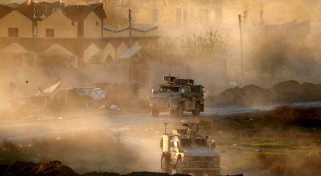 Dy ushtarë britanikë plagosen rëndë nga ISIS-i në Siri