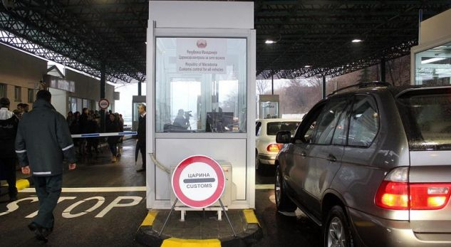 Arrestohen dy persona në vendkalimin kufitar në Bllacë