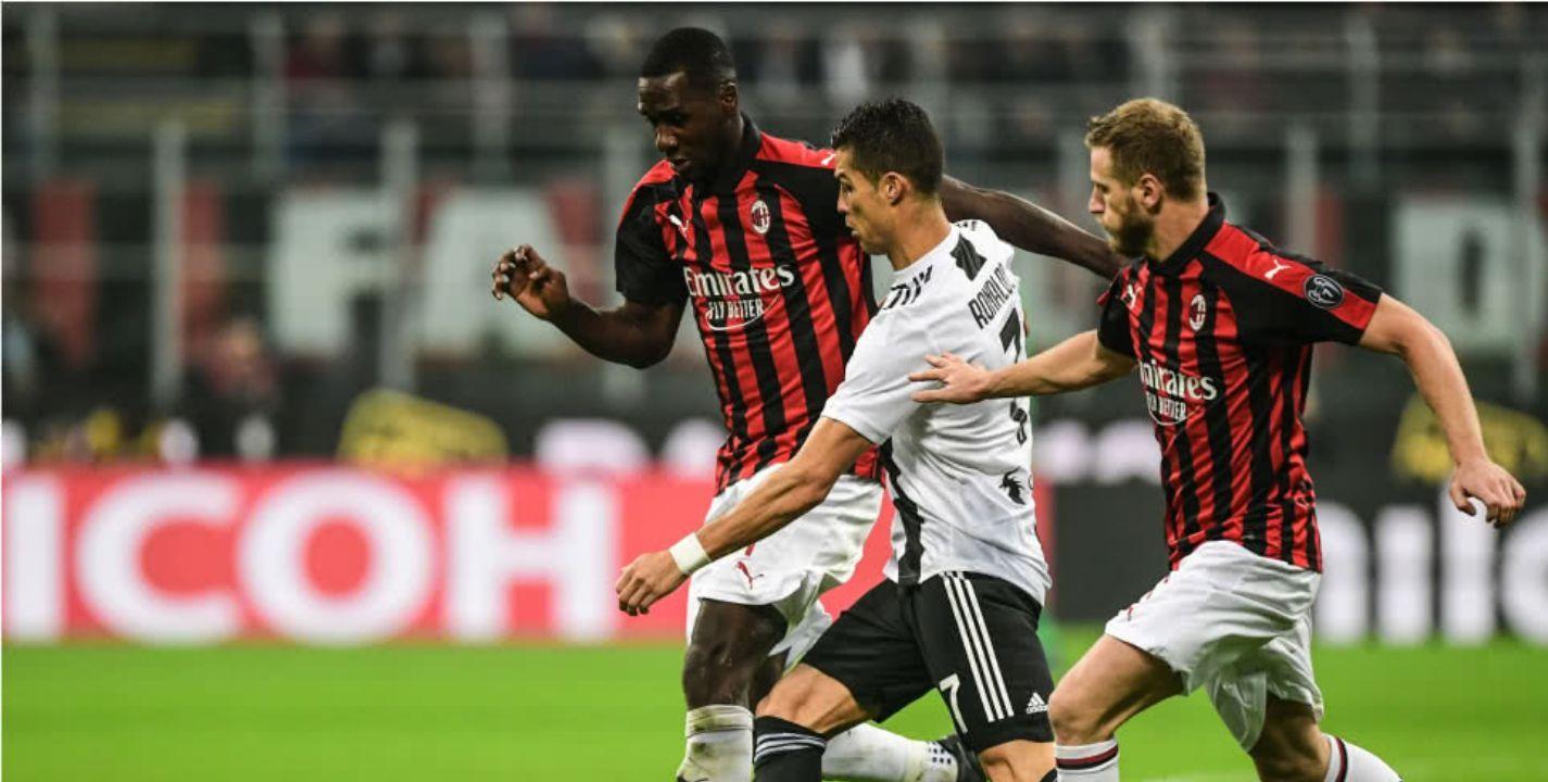 Superderbi Juventus – Milan, këto janë formacionet e mundshme