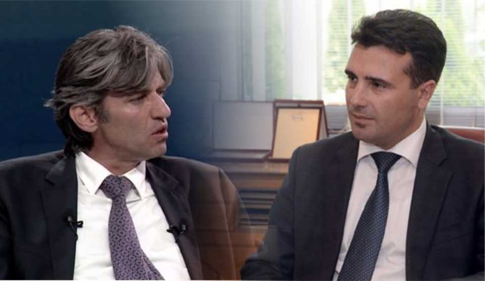 """Zaev dhe Sela kanë arritur marrëveshje për """"çështjen shqiptare"""""""