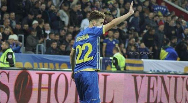 Zyrtare: Zhegrova i ka ditët e numëruara në klubin belg