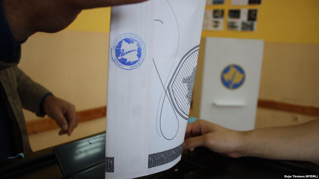 Referendum konsultativ për marrëveshjen eventuale me Serbinë