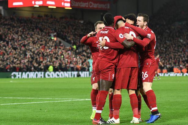 Këto janë statistikat e Liverpool në katër ndeshjet e fundit