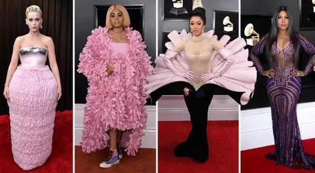 """Yjet që dështuan me veshjet në """"Grammy Awards 2019"""""""