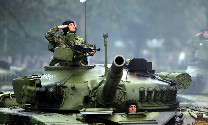 Haradinaj flet për armatimin që Serbia vazhdon të blejë nga Rusia