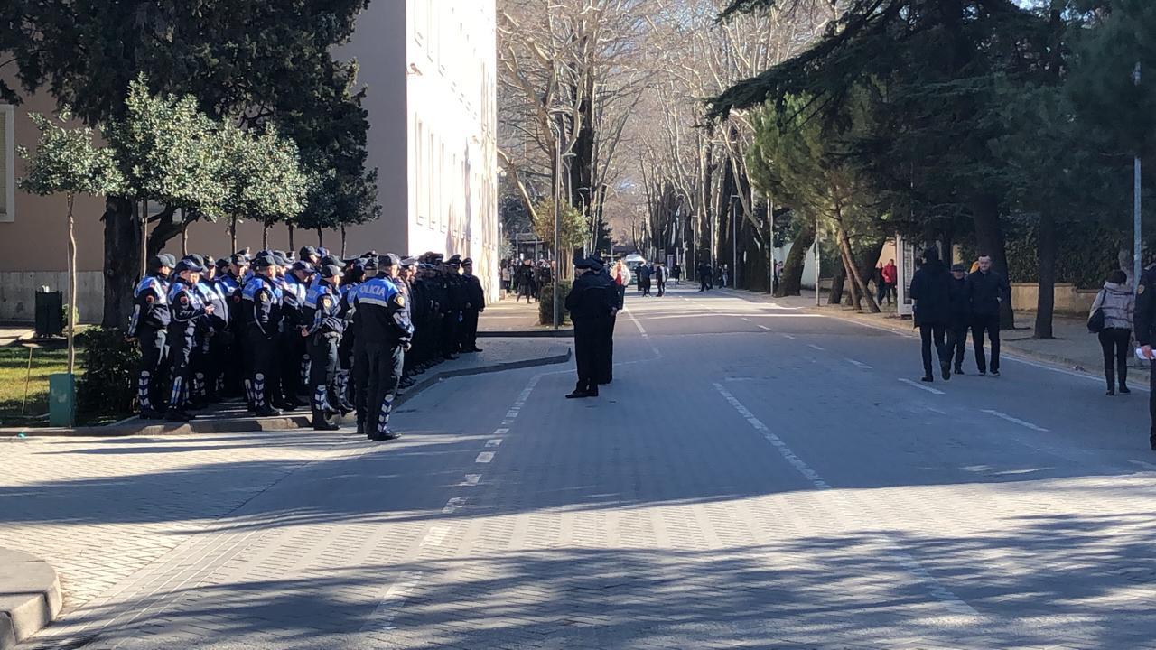 Ky është plani i policisë për protestën e sotme në Shqipëri