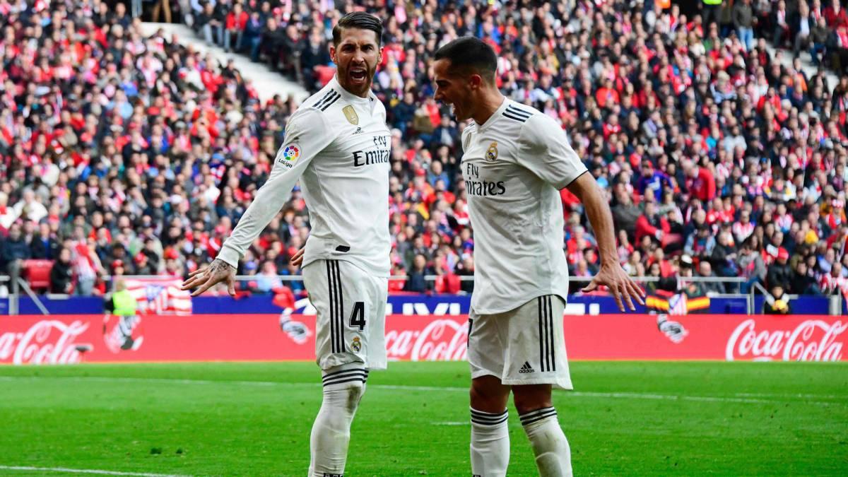 Real Madrid shënon fitore ndaj Atletico Madrid, ky është rezultati