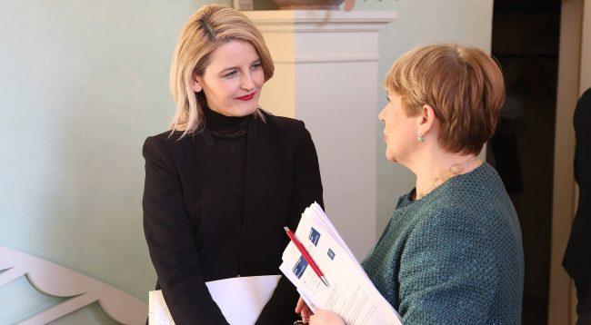 Ministrja Hoxha në Poloni: Ne kemi demonstruar se jemi shembull i bashkëpunimit rajonal