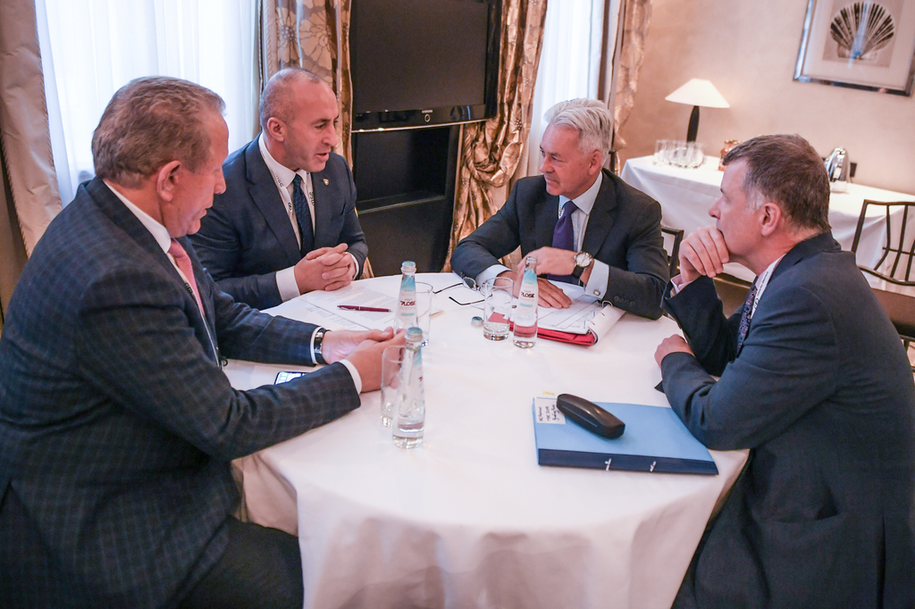 Haradinaj: Prezenca dhe kontributi i Mbretërisë së Bashkuar është i nevojshëm në Stabilitetin e Ballkanit