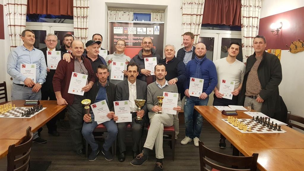 Me turne në shah festohet Pavarësia e Kosovës në Vjenë të Austrisë