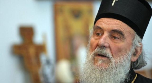 Patriarku Irinej ka këtë mendim për korrigjimin e kufijve