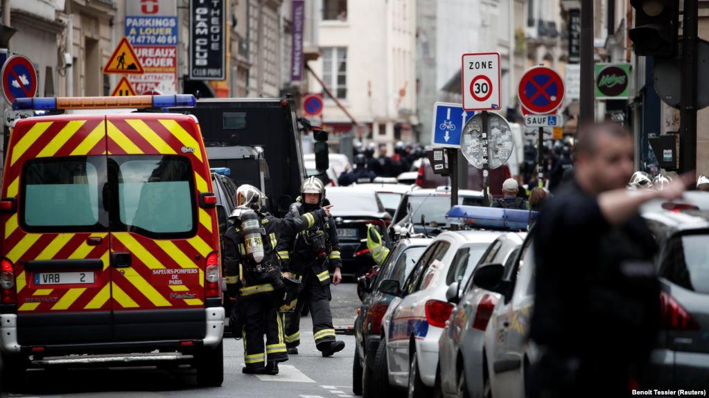 Tetë persona kanë humbur jetën nga zjarri në një ndërtesë në Paris