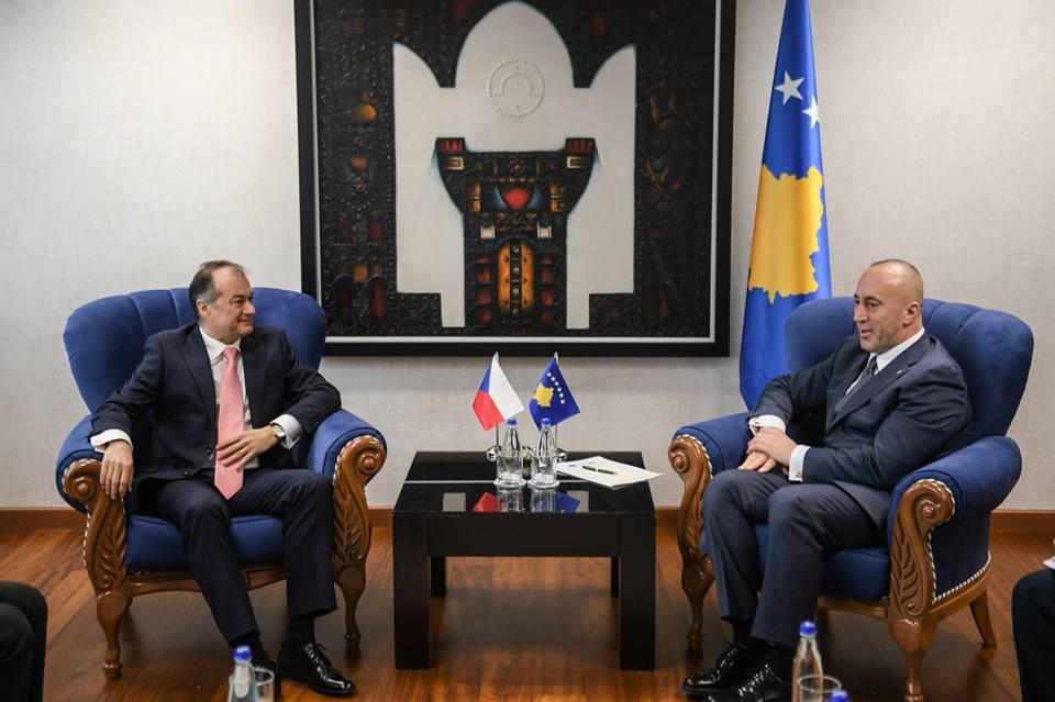 Çekia premton se do ta përkrah Kosovën në dy çështje me rëndësi
