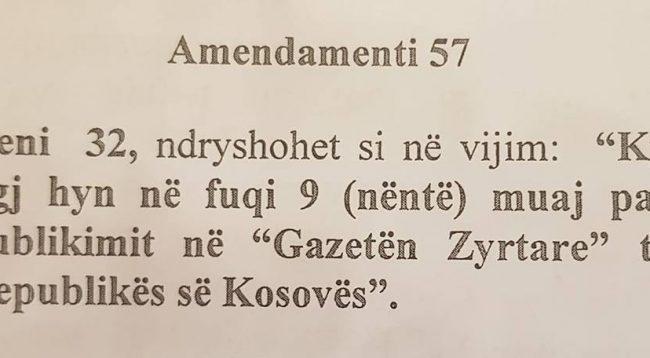 Në tetor të vitit 2019 hyn në fuqi Ligji i Pagave