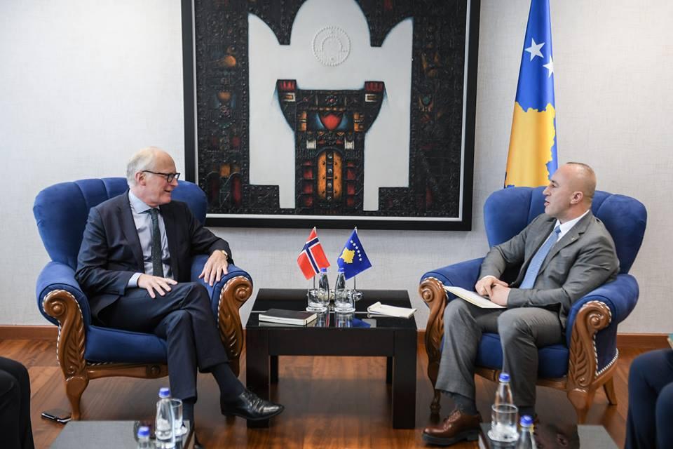 Haradinaj takohet me diplomatin e Kombeve të Bashkuara, ja çka diskutuan