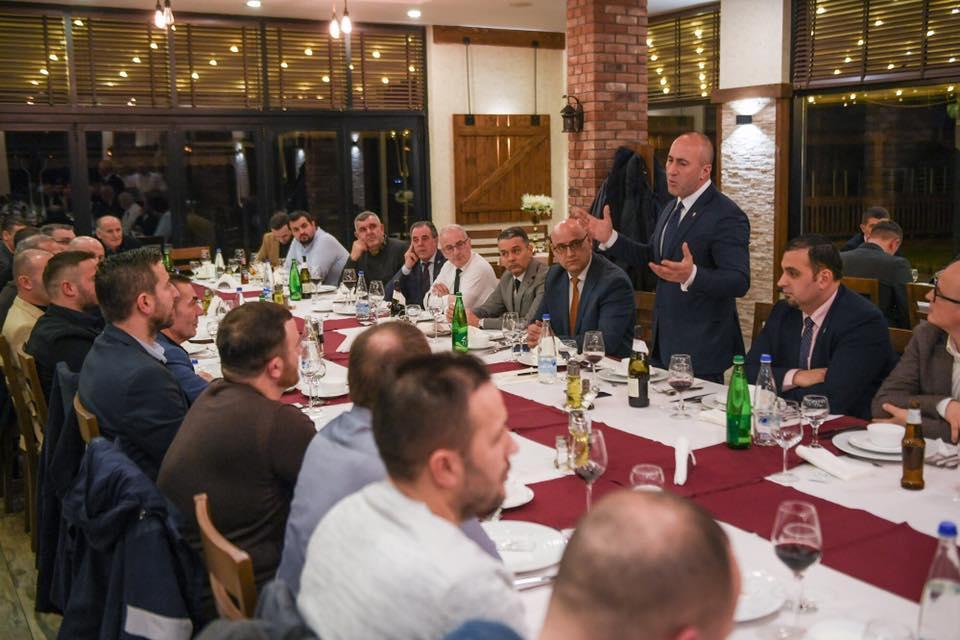 Haradinaj: Mitrovica dikur shtyllë e fortë e zhvillimit ekonomik ndërsa tash është lënë anash