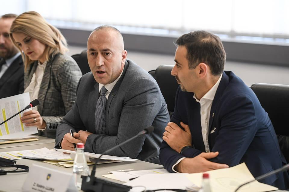 Haradinaj: Qeveria e përkushtuar në zbatimin e prioriteteve të ERA dhe evitimin e mangësive të së kaluarës