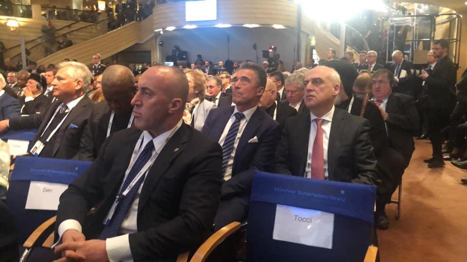 Haradinaj: Kosova ka shënuar progres të madh në fushën e sigurisë