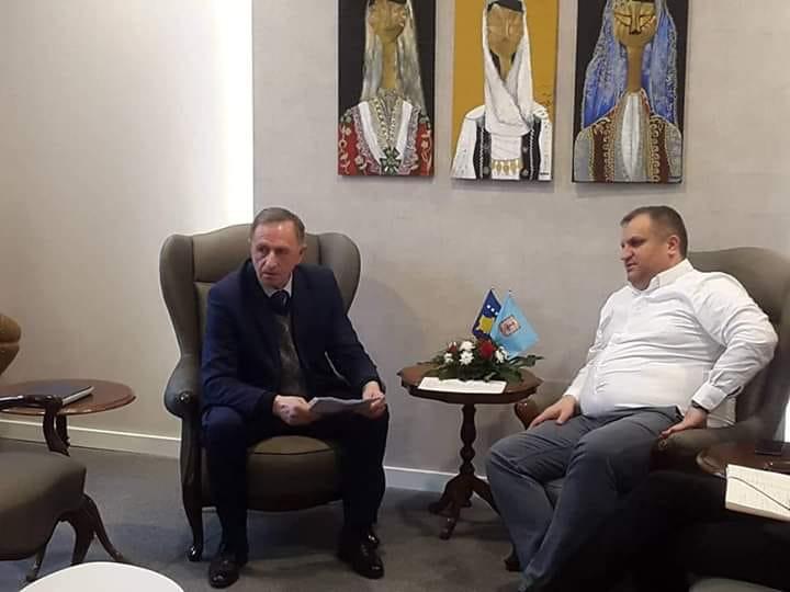 Kryetari i SPSPK-së thotë se Shpend Ahmeti s'ka haber për qeverisje