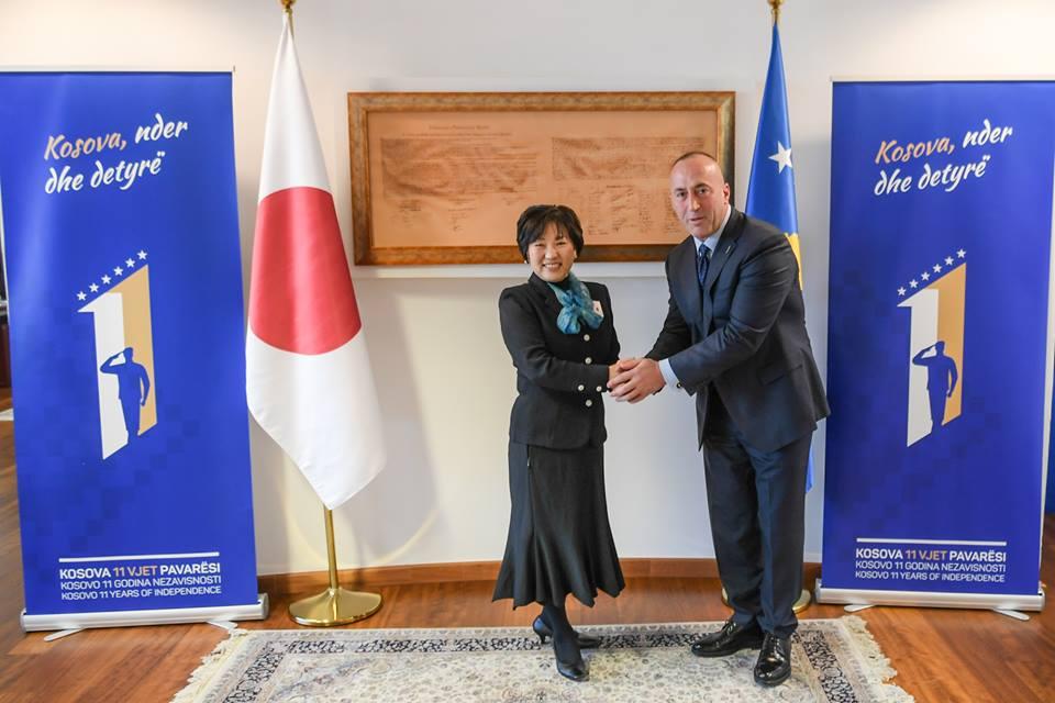 Kosova edhe me ambasadë japoneze