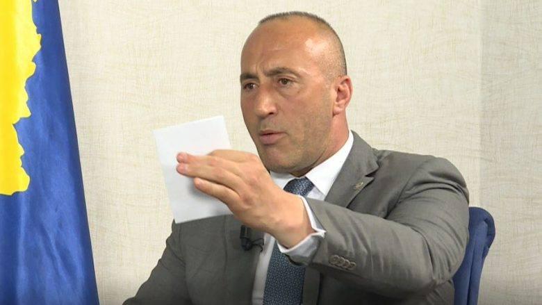 """""""Taksa do të mbetet për aq kohë sa Ramush Haradinaj është kryeministër"""""""