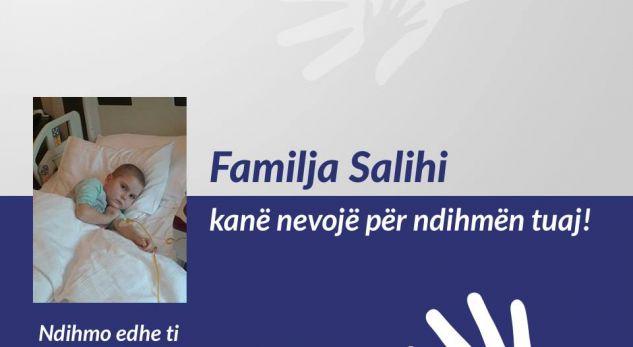 Kjo vajzë ka nevojë për ndihmën tuaj, vuan nga leukemia akute