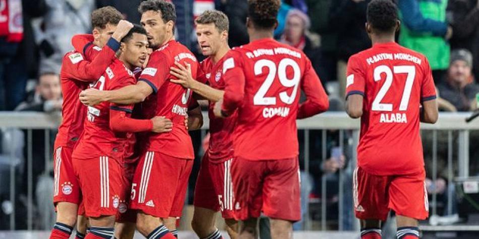 Bayern Munich e ka mposhtur Schalken me këtë rezultat
