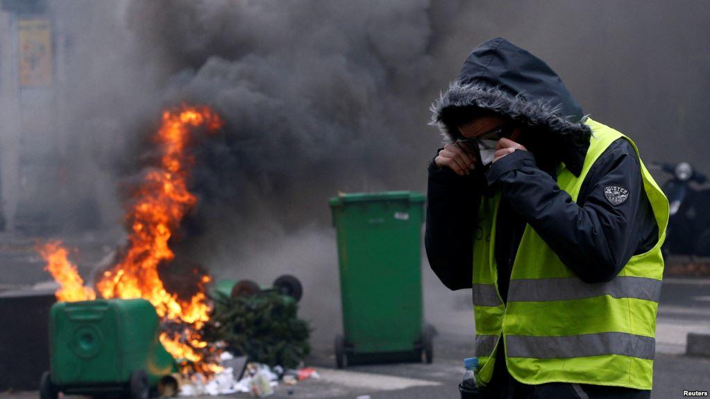 Vazhdojnë protestat në Francë