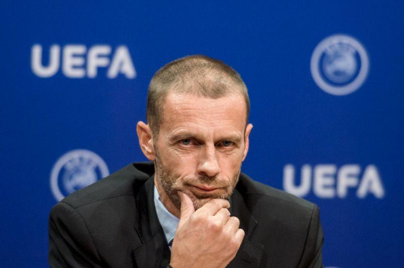 Ceferin përsëri në krye të UEFA-s