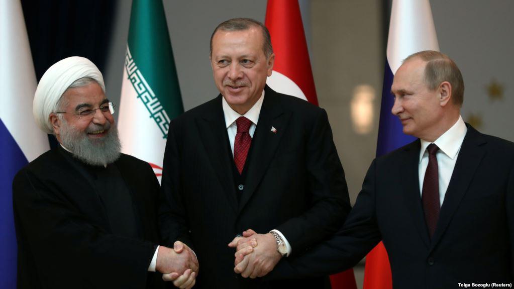 Putin, Erdogan dhe Rohani do të diskutojnë sërish për Sirinë