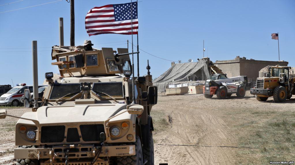 Dyqind ushtarë amerikanë mbeten në Siri