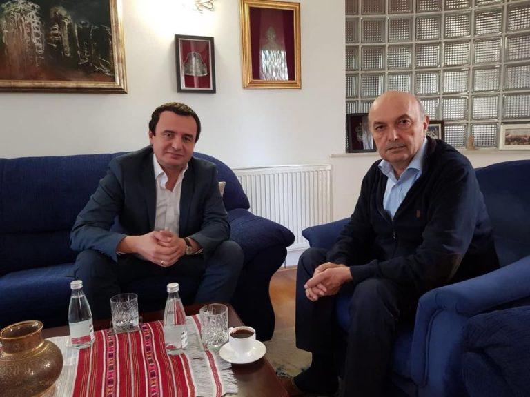 Partitë opozitare LDK dhe Vetëvendosje drejt përafrimit