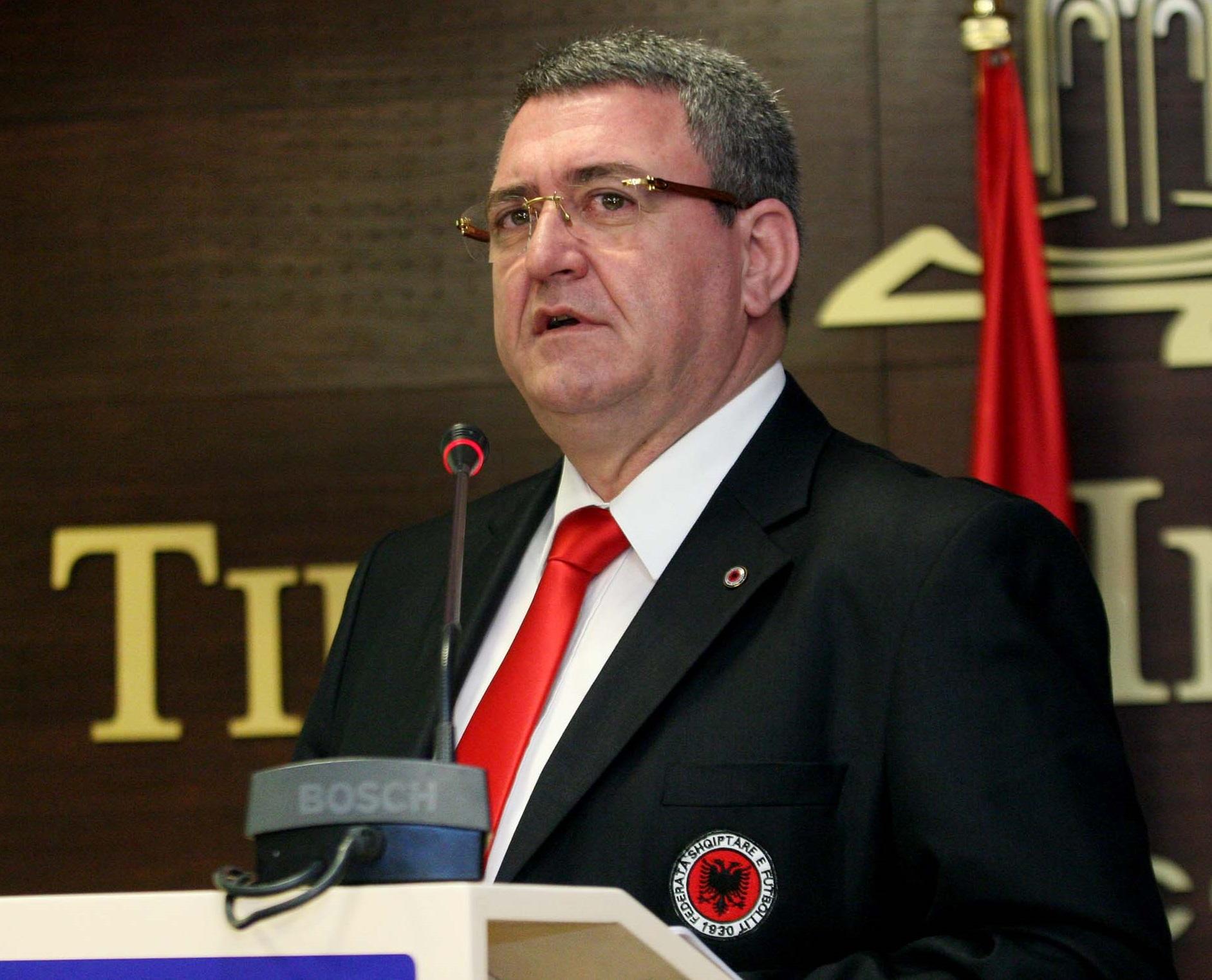 Armand Duka zgjidhet anëtar i Komitetit Ekzekutiv të UEFA-s